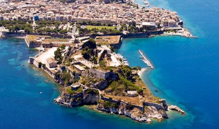 corfu town villa alexios