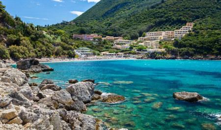 Ermones Beach Villa Alexios