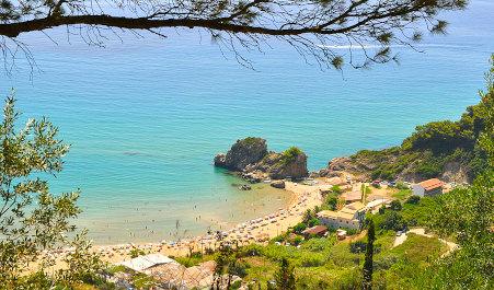 Kontogialos Beach Villa Alexios